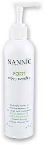 FOOT REPAIR COMPLEX PROF NANNIC комплекс для стоп